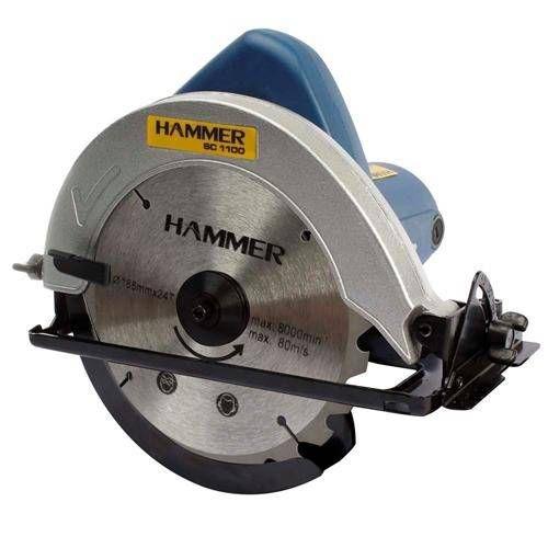 SERRA CIRCULAR HAMMER 1100W 220V