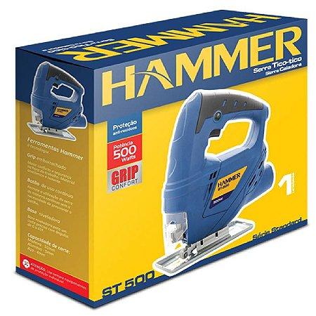 SERRA TICO TICO HAMMER 500W 220V