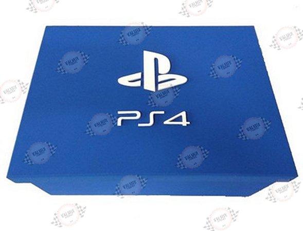 Caixa PS4 em MDF