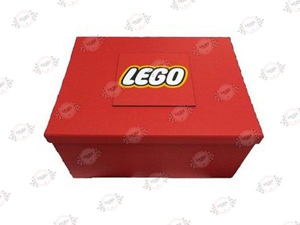 Caixa LEGO em MDF