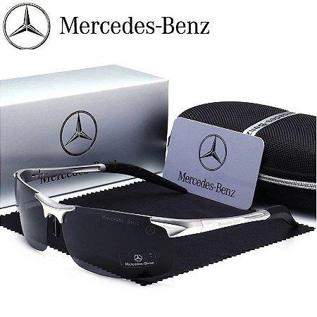 e376fe09a7c33 Óculos Mercedes 2018 Masculino Polarizado - NÃO ACOMPANHA CAIXA - somente o  óculos