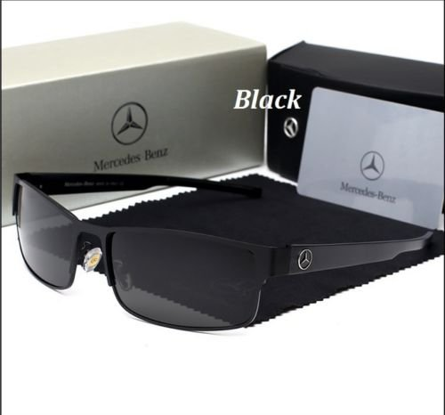 a6be24dab5f15 Óculos Mercedes 2018 Masculino Polarizado - acompanha caixa - Brends ...