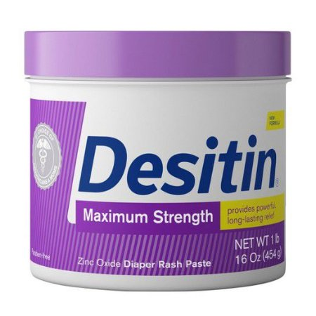 Desitin Maximum Strengh – Pomada para Assaduras – 113gr