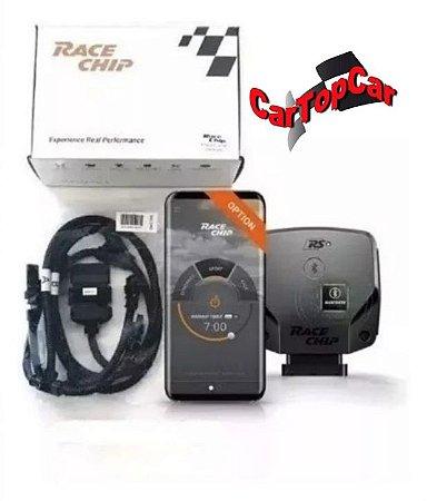 Chip Potência Racechip Polo Tsi Up Virtus Tcross 1.0t Rs+app