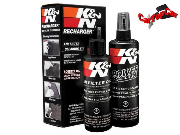 Kit Recharger para Limpeza Filtro K&N - SQUEEZE  (Ref. 99-5050)