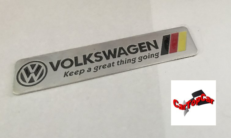 Badge Volkswagen