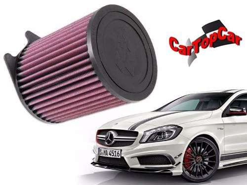 Filtro de Ar K&n Mercedes Benz A45 Cla45 Gla45 Amg E0661