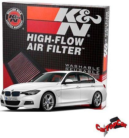Filtro de Ar K&n Para Bmw 116 118 316 320 328i REF 33-2990