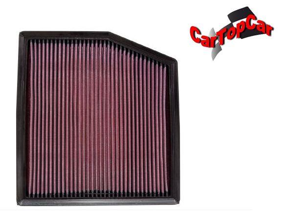 FILTRO K&N INBOX BMW 335I | 135I | X1 35I - REF. 33-2458