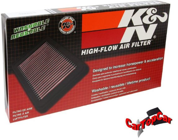 FILTRO K&N INBOX - HONDA CIVIC 1.6 LX | CX | DX - REF. 33-2120