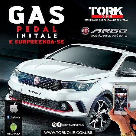 GAS PEDAL TORKONE para FIAT ARGO c/ BLUETOOTH