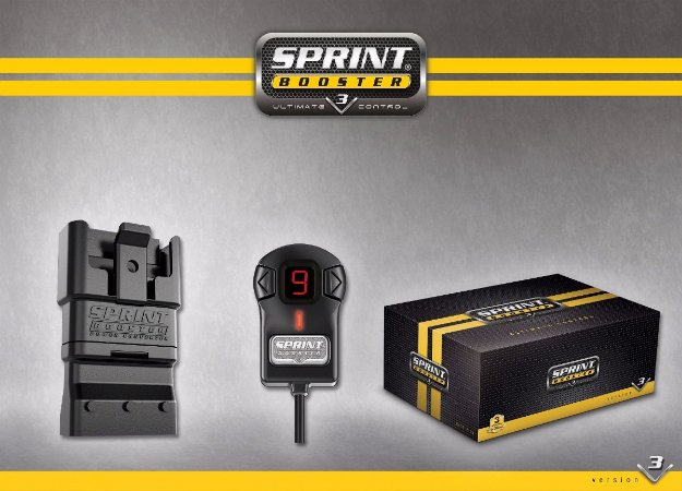 SPRINT BOOSTER V3 para VOLVO S40 04+ | C30 06+ | C70 04+  (COD. RSBD602)