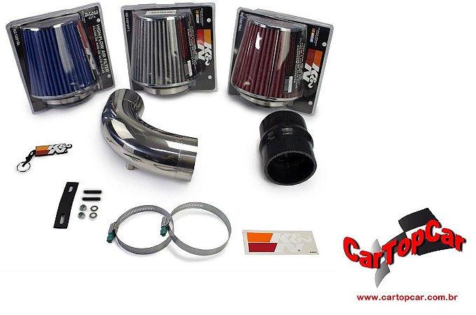 FILTRO INTAKE PARCIAL K&N JETTA TSI 2.0 200CV   INOX 304