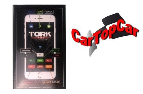GAS PEDAL TORKONE para GOLF GTI 2014 +|c/ BLUETOOTH