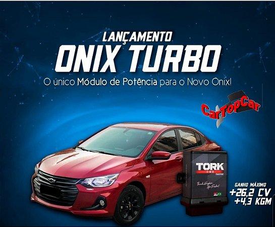 Piggyback com Bluetooth para Gm Onix Turbo