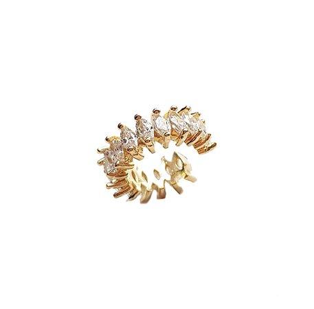 Piercing Navete Gold