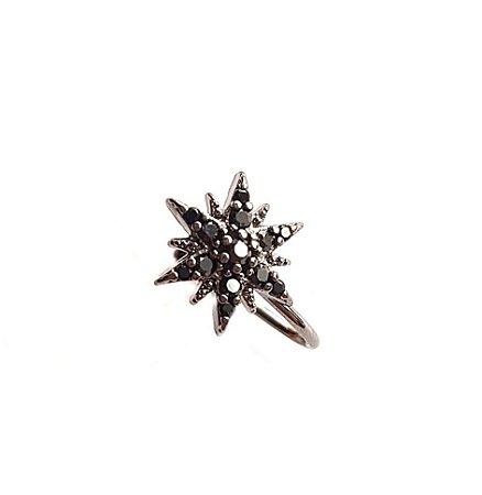 Piercing Constelação Star Mini Ônix
