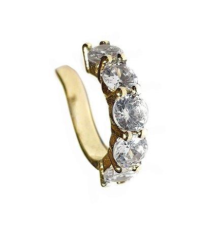 Piercing Diamond Gold