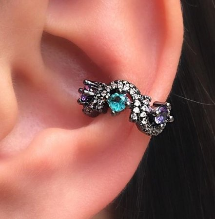 Piercing ZigZag Colors
