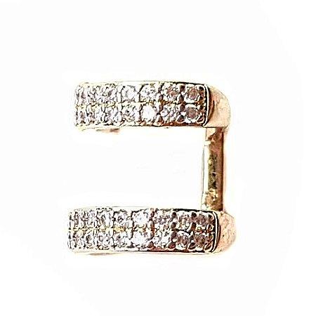 Piercing 2 Elos Gold