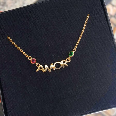 Colar Amor Gold
