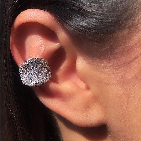 Piercing Cravejado Perfeito Silver