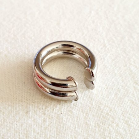 Piercing Duplo Strong Silver Mistic