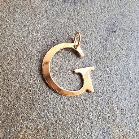 Pingente inicial G