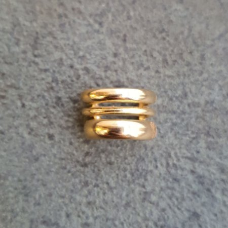 Piercing Triplo Strong Gold Mistic