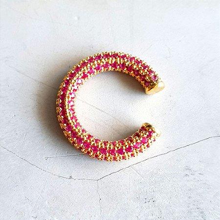 Piercing 360° Pink Gold
