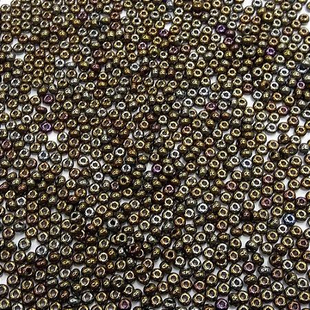 Miçanga Irizada Bronze 59115 - Preciosa