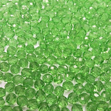 Conta Facetada Verde 5012 - Promoção
