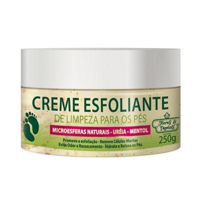 Creme Esfoliante Limpeza Pes Pote 250G