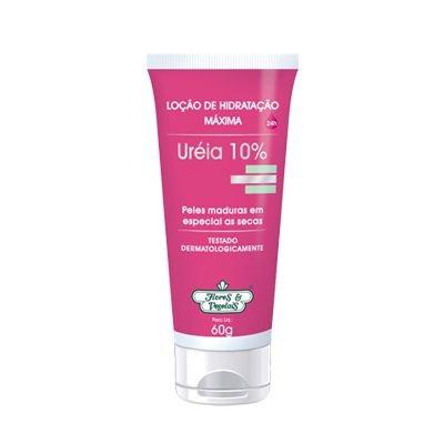 Locao Hidratacao Maxima Ureia 10% 60G