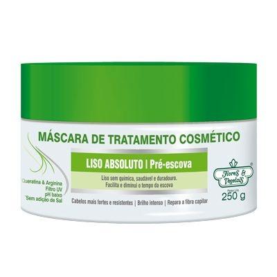 Mascara Tratamento Liso Absoluto Pre Escova 250G