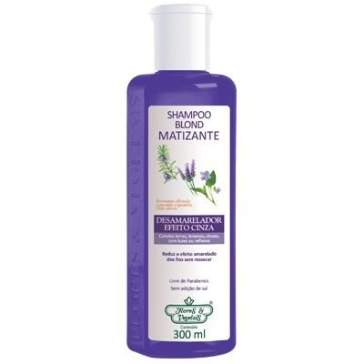 Shampoo Blond Matizante 300ML