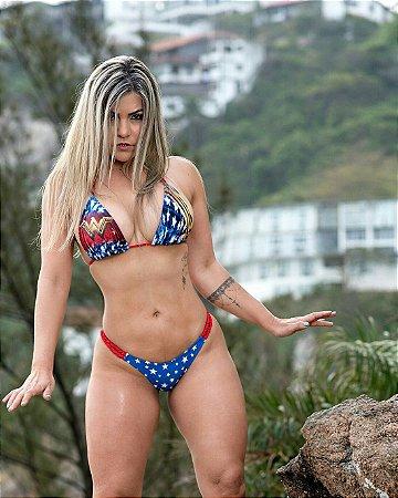 Biquíni Super Mulher