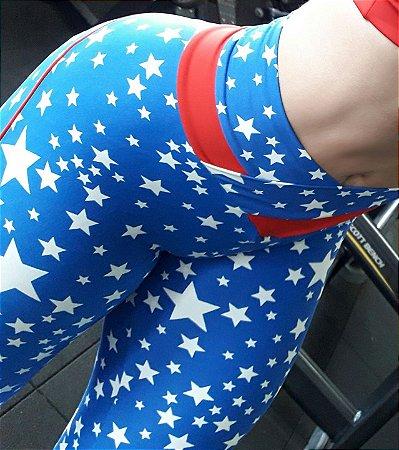 Legging Super Mulher
