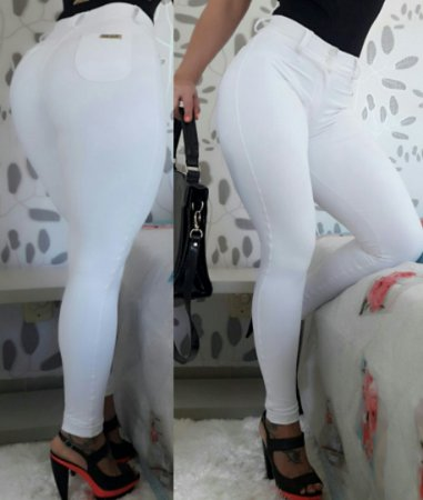 Calça  White New Zealand