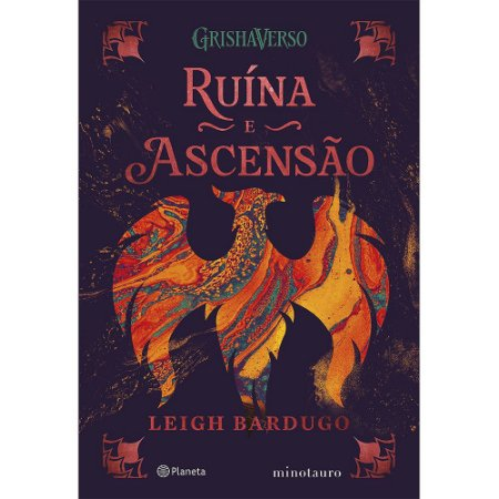 Ruína E Ascensão ( Vol. 3 - Trilogia Sombra e Ossos)