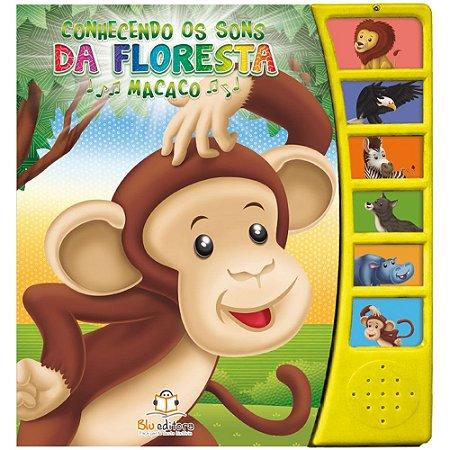 Conhecendo Os Sons Da Floresta: Macaco