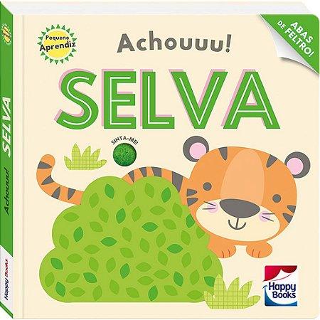 Pequeno Aprendiz - Achouuu! Selva