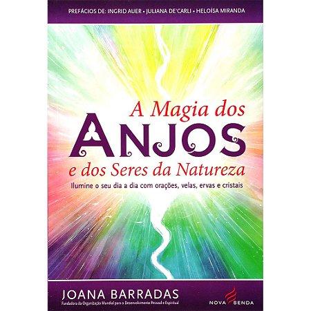 Magia Dos Anjos E Dos Seres Da Natureza (A)