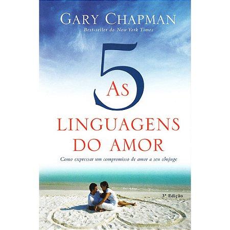 Cinco Linguagens Do Amor (As)