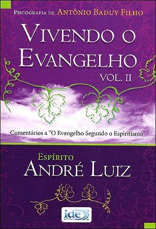 Vivendo o Evangelho Vol2