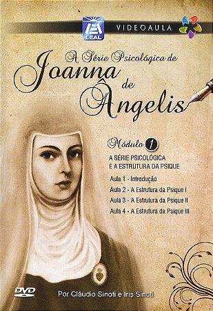 Dvd-Joanna de Ângelis Mod.1
