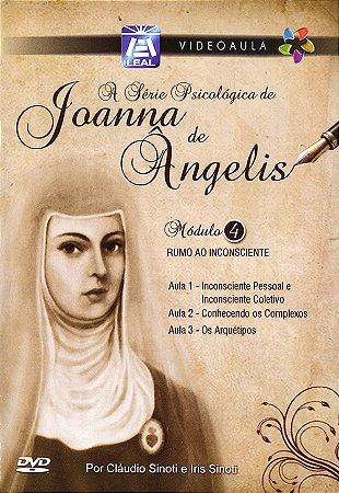 Dvd-Joanna de Ângelis Mod.4