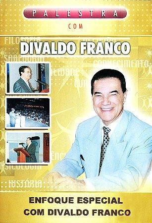 Dvd-Enfoque Especial com Divaldo Franco