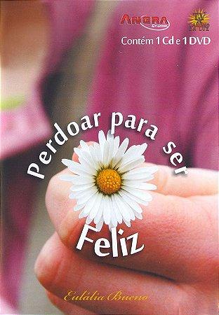 Dvd-Perdoar para Ser Feliz (Cd+Dvd)