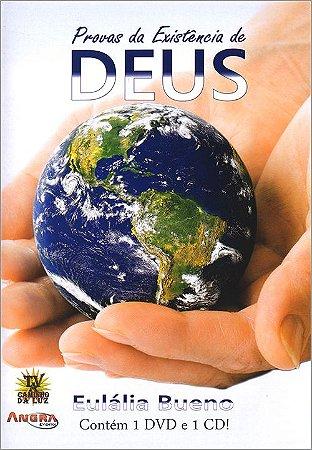 Dvd-Provas da Existência de Deus (Cd+Dvd)